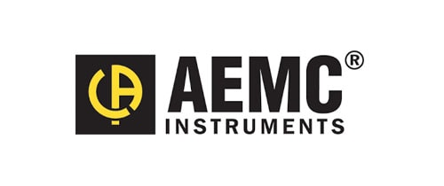 AEMC instruments ecommerce and online catalog logo