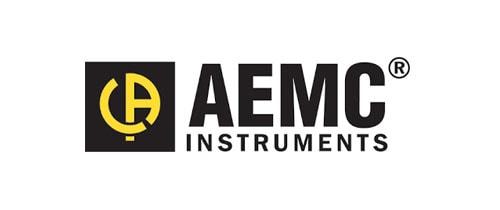 AEMC instruments ecommerce and online catalog logo