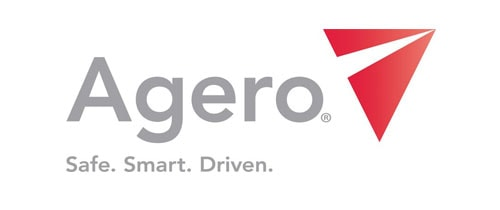 Agero customer support logo