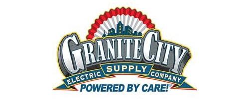 Granite City Electric eCommerce catalog logo