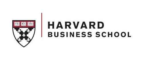 Harvard Business School higher ed logo