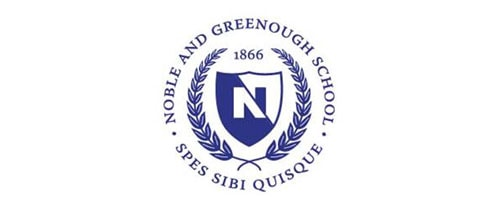 Noble and Greenough high school logo
