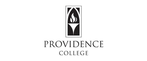 Providence College higher ed logo