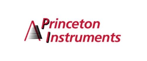 Princeton Instruments online catalog logo