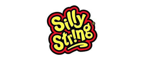 Silly String toy logo
