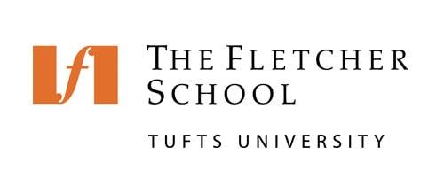 Tufts University Fletcher School higher ed logo